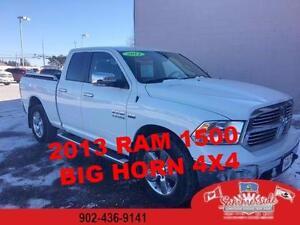 2013 Ram 1500 Big Horn LOW LOW KMS 5.7 V8 HEMI