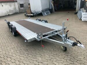 Brian James A4 Transporter, 125-2423, 5000 x 2000 mm, 2,6 to