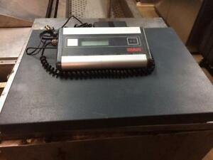 Commercial Digital Scale - Ohaus ds10L - For a Restaurant or Commercial Kitchen - iFoodEquipment.ca'