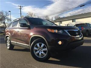 2012 Kia Sorento LX 150K = HEATED SEATS = CLEAN CAR PROOF