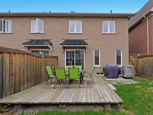 Beautiful North Ajax Home for rent