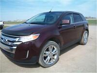 2011 Ford Edge AWD Limited Leather Nav Sunroof We Finance