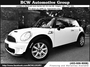 2012 MINI Cooper S Automatic Low Km SOLD! $19,995.00