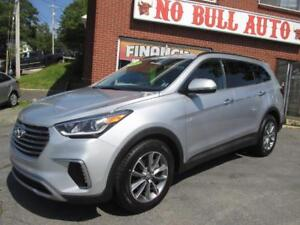 2017 Hyundai Santa Fe XL Luxury ALL WHEEL DRIVE 8600 KILOMETERS