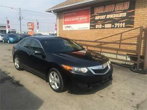 2010 Acura TSX***ONLY 100 KMS***6 SPEED MANUAL***HEATED SEAT***