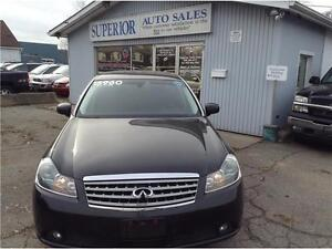 2006 Infiniti M35 Fully Certified! No Accidents!