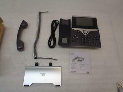 New Cisco Ip Phone 8811 Series Voip Phone Cp-8811-k9 R4tc
