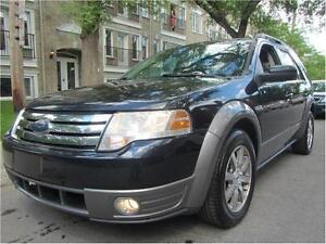 2008 FORD FREESTYLE/6 places  FINANCEMENT MAISON $42 SEMAINE