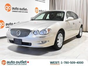 2009 Buick Allure CXL; Leather, Heated Seats, LOW KM!!