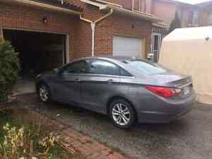 2013 Hyundai Sonata With Winter And Spring Tires!