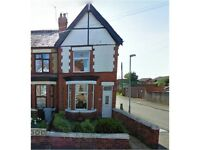 3 bedroom house in Richmond Road, Crewe