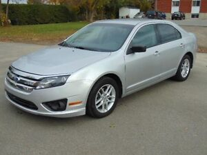 Ford Fusion 4dr Sdn I4 S FWD 2011