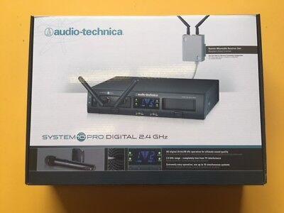 Audio Technica ATW-1322 System 10 PRO Wireless Dual Handheld