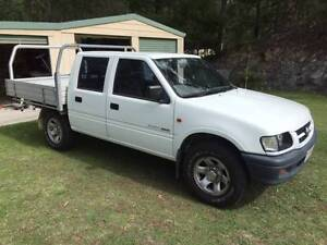 1999 Holden Rodeo Ute Highland Park Gold Coast City Preview