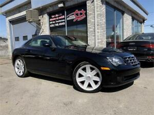 2007 Chrysler Crossfire ULTRA CLEAN!!! **MANUAL 6 SPEED**