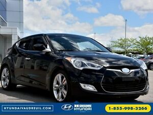 2012 Hyundai Veloster w/Tech AUTO CAMERA NAV BLUETOOTH TOIT