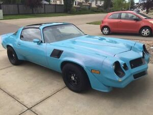 1981 Chevrolet Camaro Z28 - T-Top - NEW EVERYTHING