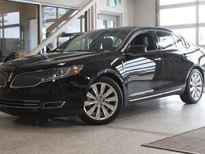 2016 Lincoln MKS EcoBoost-AWD-Moon Roof-Nav-Active Park Assist-A