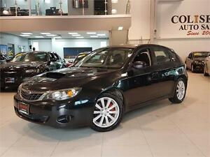 2008 Subaru Impreza WRX TURBO ** 5 SPEED MANUAL!!**