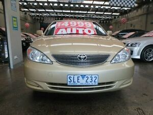 2003 Toyota Camry MCV36R Ateva 4 Speed Automatic Sedan Mordialloc Kingston Area Preview