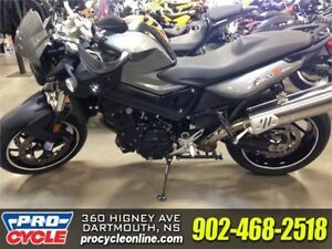 2011 BMW F800R   ONLY 13000 KMS!