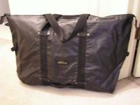Large Cognac Hennessy Black Bag
