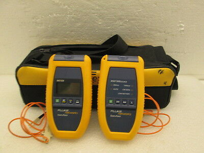 Fluke Simplifiber Fiber Verification Cable Test Kit Ftk150 - Ships Today