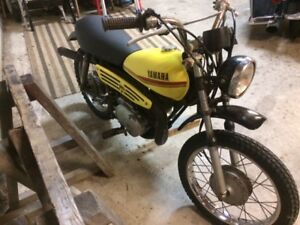looking for 70-80's Yamaha DT80 Enduro