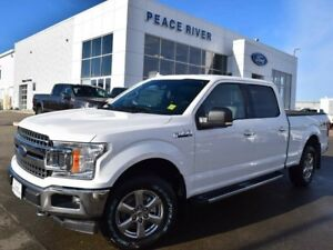 2018 Ford F-150 XLT 4x4 SuperCrew Cab Styleside 6.5 ft. box 157