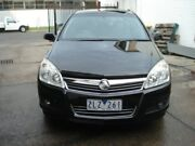 2008 Holden Astra AH MY08 CDX Black 4 Speed Automatic Hatchback Tottenham Maribyrnong Area Preview