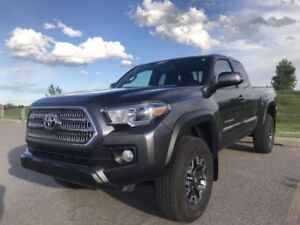 1 Owner, Mint Condition  Low KMS 2016 Toyota Tacoma 4x4