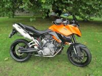 KTM 990 SUPERMOTO T SMT SPORT TOURING MOTORCYCLE
