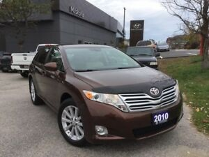 2010 Toyota Venza Base - ONE OWNER - LOW KMS