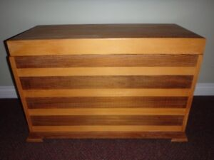 Hand Crafted Cedar Chest