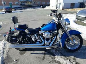 2004 Harley Davidson Heritage Softail Classic Very sharp $8995
