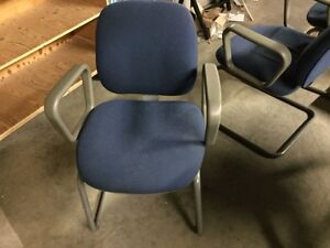 SIDE CHAIRS (3)