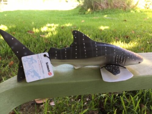 WHALE SHARK by Schleich; toy/ replica/ 16089/ RETIRED