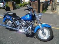 2002 Harleydavidson softail 1450cc