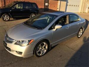 2010 ACURA CSX TECHNOLOGY PACKAGE