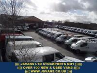 VAN CUSTOM X25 IN STOCK ALL MODELS SWB MWB FROM £8995 + VAT