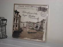 Carte Postal French Parisian Canvas Print ~ NEW Varsity Lakes Gold Coast South Preview