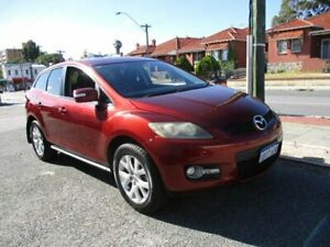 2007 Mazda CX-7 ER1031 MY07 Classic Red 6 Speed Sports Automatic Wagon West Perth Perth City Area Preview