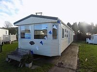 Lovely Adapted static Caravan for Sale - Spacious Interior - 6 Berth - Stunning Park With Beach!