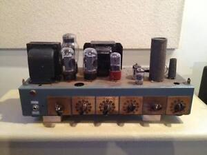 VINTAGE TUBE AMP Peterborough Peterborough Area image 1