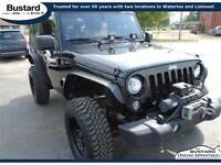 2014 Jeep Wrangler MODIFIED Sport