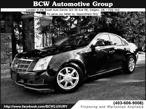 2008 Cadillac CTS-4 AWD 3.6L Certified Loaded Nice $14,995.00