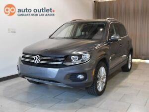 2014 Volkswagen Tiguan Highline AWD - Heated Leather - Huge Pano