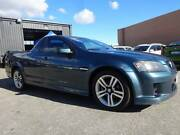 2009 Holden VE Commodore SV6 Automatic Ute Wangara Wanneroo Area Preview