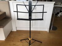 Folding Music Stand by Hercules