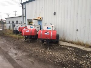 DOOSAN G25 GENERATORS FOR SALE!! AWESOME SHAPE, GREAT PRICES! Edmonton Edmonton Area image 1